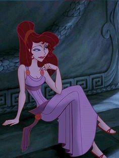 Megara from Hercules (Disney). Megara Disney, Disney Pixar, Walt Disney, Disney E Dreamworks, Disney Animation, Disney Magic, Disney Art, Pocahontas, Disney Characters