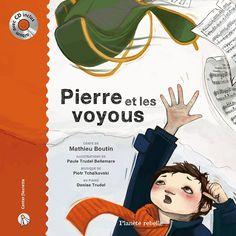 Une sélection de livres avec CD pour écouter des histoires à découvrir sur le blogue de La mare aux mots !