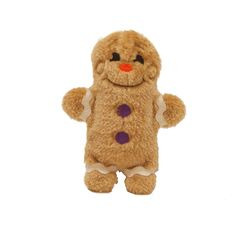 Outward Hound Kyjen 32104 Invincibles Gingerbread Man Squeaking Stuffingless Durable Dog Toy with 1 Squeaker, Small, Brown ** Learn more by visiting the image link. (This is an affiliate link) Best Dog Toys, Dog Chew Toys, Cat Toys, Online Pet Supplies, Dog Supplies, Dog Breed Selector, Durable Dog Toys, Dog Branding, Mini Dogs