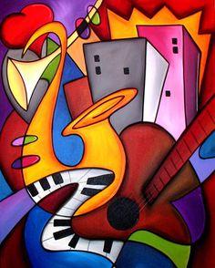 Tom Fedro's Gallery | Chicago, IL art