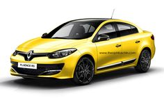 Renault Fluence RS