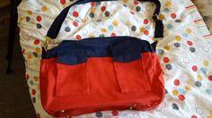Crossbody Bag to hold Nephrostomy or Catheter Bag by DandyStitch76 on Etsy