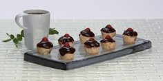 A Food Network Canada Recipe Strawberry Banana Muffins, Food Network Recipes, Cooking Recipes, A Food, Food And Drink, Food Network Canada, Lunch Snacks, Muffin Recipes, Sweet Bread