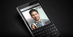 BlackBerry unveils new phone series from Porsche Design