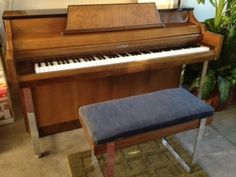 Piano in Sbland562's Garage Sale in Missoula , MT for $600. Kimball artist spinit piano. Great for piano lessons! Asking 600.