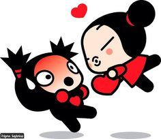 106 Best Pucca And Garu Images Cartoons Funny Love Wallpapers