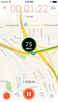 "iPhone App Speed PRO | Navigation | Utilities |  | 4  | $0.99 NOW FREE | Speed PRO is a GPS-based speedometer with Saved Routes and many other features.** ""Essential Apps: Speed Pro is a great, fe"