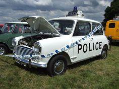 Mini Police Car!