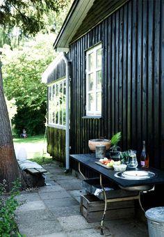 Kluns & kærlighed i kolonihavehuset - ALT.dk
