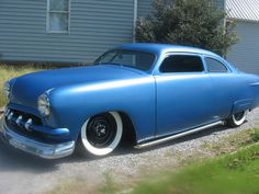 51' FORD 'SHOEBOX' DELUXE For Sale