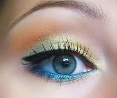 Spring colors by Paolla on Makeup Geek