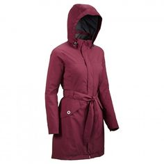 Kathmandu Percell Women's 2 Layer Waterproof Insulated - for when you need to be hermetically sealed against the elements. And we have those days in Wellington.
