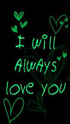 Tap image for more love quotes! Always. Glow in the dark Valentine's Day quotes, picture messages for love ones #couple #ecards   @mobile9