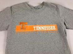 71ea0f27 Tennessee Vols T-Shirt Womens Small 90s Cotton Sewn T Volunteers Rocky Top  http: