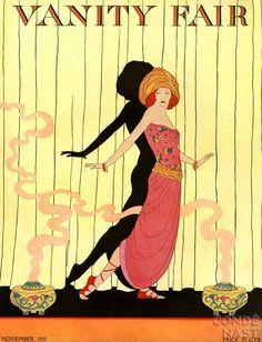 Vanity Fair, November 1915