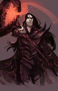 Sauron by Phobs on tumblr