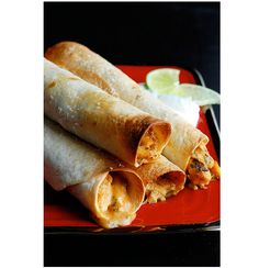 Taste it: Quick and easy creamy chicken Taquitos