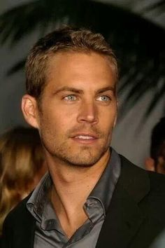 The handsome & sexy Paul Walker