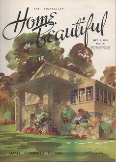 Beautiful Home Magazine 1958 home beautiful magazine | australia - via | mcm | pinterest
