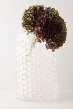 Bubble Wrap Vase. Yes, please.