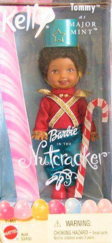 Barbie Nutcracker Kelly TOMMY as Major Mint Doll AA (2001) TOMMY Major Mint http://www.amazon.com/dp/B002WKCS60/ref=cm_sw_r_pi_dp_MxzNwb0ZJYVY0