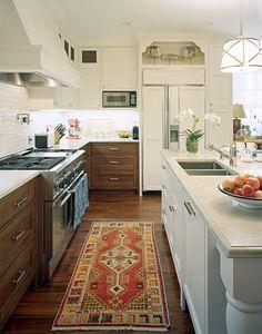 rug...get in my kitchen now