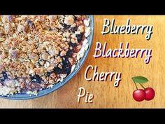 Blueberry Blackberry Cherry Pie | EmilyOnline - YouTube
