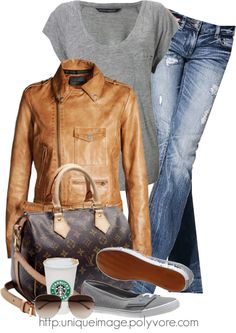 """""""Saturday Casual"""" by uniqueimage on Polyvore"""