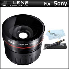Vivitar Fisheye Lens Accessory Kit For Sony a55 a33 a35 a57 SLT-A55 SLT-A33 SLT -A35 A65 SLT-A65V SLT-A57 DSLR Includes Vivitar Super Wide Angle Fisheye 0.21x Conversion Lens + LensPen Cleaning kit + MicroFiber Cleaning Cloth - http://slrscameras.everythingreviews.net/9652/vivitar-fisheye-lens-accessory-kit-for-sony-a55-a33-a35-a57-slt-a55-slt-a33-slt-a35-a65-slt-a65v-slt-a57-dslr-includes-vivitar-super-wide-angle-fisheye-0-21x-conversion-lens-lenspen-cleaning-kit.html