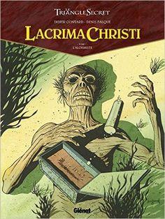 Didier Convard parle de Lacrima Christi sur ACTUA BD