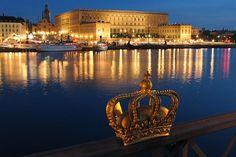 Kungligabro en Stockholm