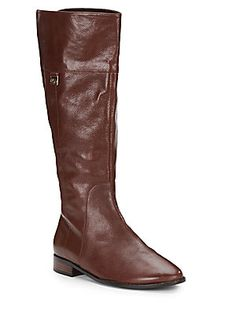 Walden Tall Leather Boots