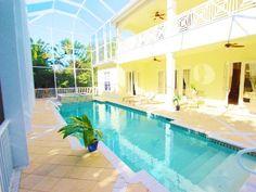 Old Naples House Rental: Coconut Plantation Beach House ~ Private Beach ~ Luxury Old Naples | HomeAway