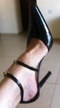 Gucci Tom ford Patent Leather Heels