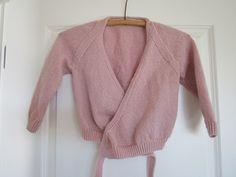 Girls Kids Ballet Cardigan Crossover Wrap Bolero Shrug Knitted Dance Sweaters