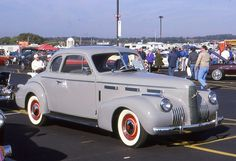 1940 LaSalle coupe