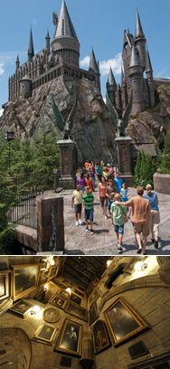 The Wizarding World of  Harry Potter™ Universal Studios Japan