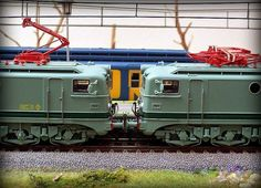 Locomotora 276 RENFE. Escala H0.