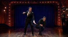 Jimmy Fallon & Justin Timberlake (history of rap = epic)