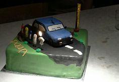 Renault cake