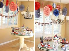 The Larson Lingo: Luke's Nautical 1st Birthday Party!