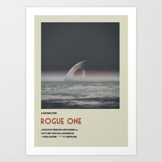 Buy Rogue One Retro Poster III Art Print by jomiplaz. Worldwide shipping available at Society6.com. Just one of millions of high quality products available.