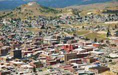 Downtown Butte Montana [1358x864]
