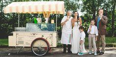 Vintage Hochzeit mit märchenhafter DIY Deko