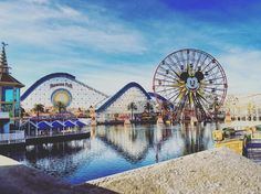 Taking in all the views of Paradise Pier is overwhelming! It's just so beautiful! God Bless!  Bible Verse of the Day: Psalm 119:2  #dca #dlr #disney #disgram #disneyday #disneyclassics #disneygramers #disneyfreak #disneycase #disneylove #disneyland #disneyland60 #disneyparks #disneyparks #disneyjoy #disneyside #disneygram #disneyresort #disneyphoto #disneypic #disneyrides #disneylife #disneycalifornia #disneylandcalifornia by disneystreasure
