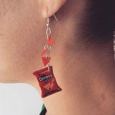 doritos earrings