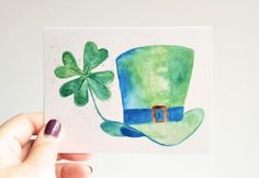 St Patrick's Day Gifts by Rhian on Etsy
