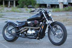 Nice 01 Honda hard tail