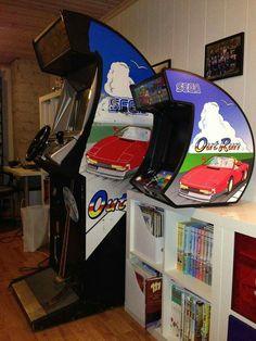 Sega Outrun Arcade Machines