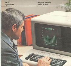 IBM System/34...Because Nobody Wants to Wait | Computer History Museum